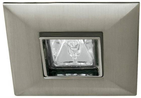Встраиваемый светильник Paulmann Quadro 5709 встраиваемый светильник в комплекте 3 шт paulmann quality quadro 99543
