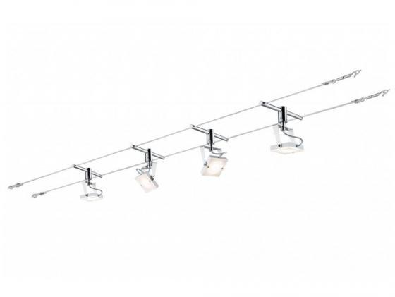 все цены на Струнная светодиодная система Paulmann Meta 94079 онлайн