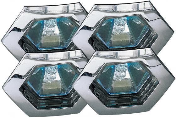 Уличный светильник (в комплекте 4 шт.) Paulmann Premium Hexa 99568 paulmann уличный светильник paulmann premium hexa 5754