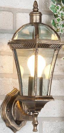 Уличный настенный светильник Elektrostandard Capella 4690389012228 цена