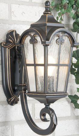 Уличный настенный светильник Elektrostandard Mira 4690389017360 уличный светильник elektrostandard mira u настенный черный