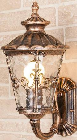 Уличный настенный светильник Elektrostandard Diadema 4690389042904 уличный настенный светильник diadema 4690389042874 elektrostandard 1168434