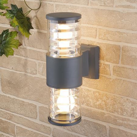 Уличный настенный светильник Elektrostandard 1407 Techno 4690389067662 недорго, оригинальная цена