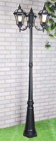 Садово-парковый светильник Elektrostandard Capella 4690389012273 садово парковый светильник sirius 4690389017407 elektrostandard 1183814