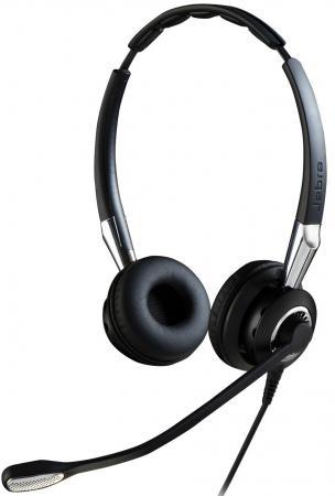 все цены на Гарнитура Jabra BIZ 2400 II USB NC Duo UC BT 2499-829-209 онлайн