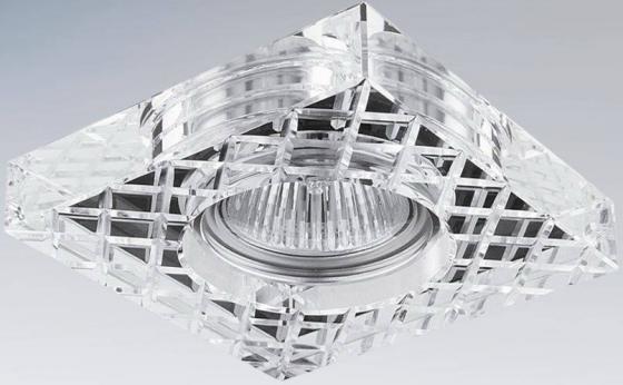 Встраиваемый светильник Lightstar Faceto 006320 цена 2017