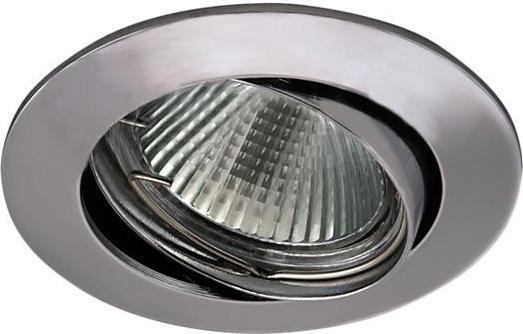 Встраиваемый светильник Lightstar Lega 011025 lightstar встраиваемый светильник lightstar lega hi 011025