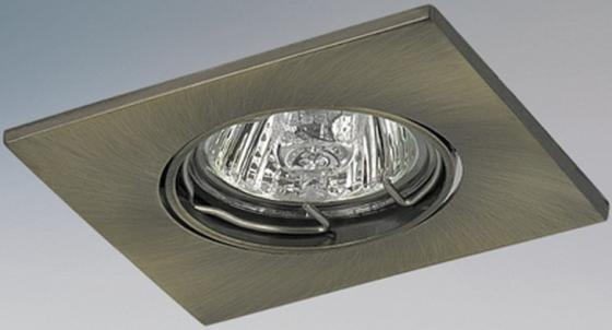 Встраиваемый светильник Lightstar Qua 011958