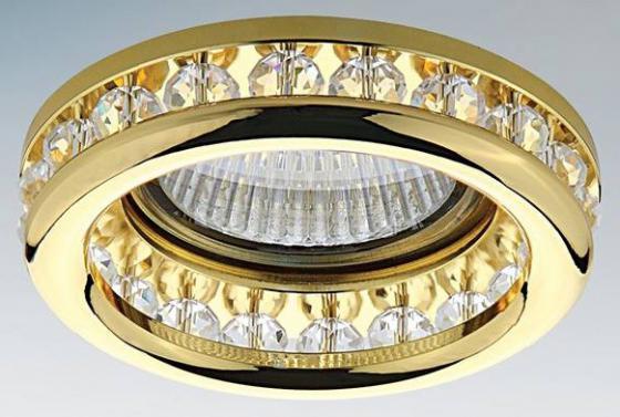 Встраиваемый светильник Lightstar Monile 031702 lightstar встраиваемый светильник lightstar monile top 160304