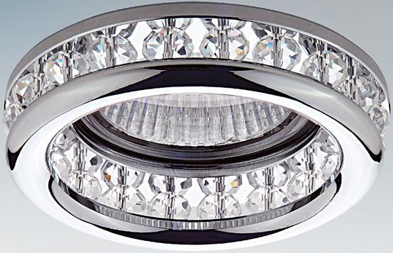 Встраиваемый светильник Lightstar Monile 031704 lightstar накладной светильник monile top