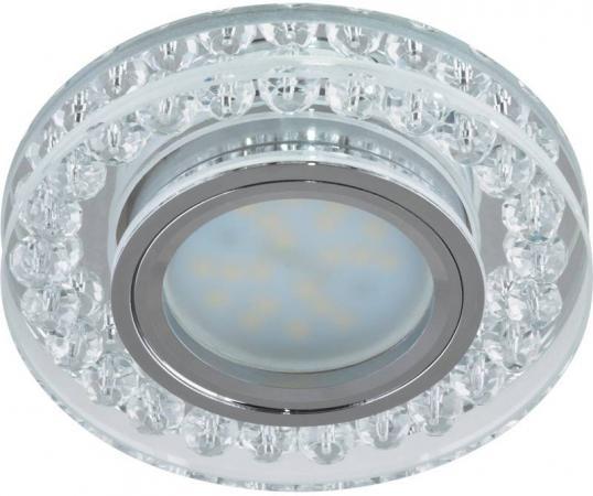 Встраиваемый светильник Fametto Peonia DLS-P102-2002 встраиваемый светильник fametto peonia dls p102 2002