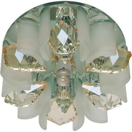 Встраиваемый светильник Fametto Fiore DLS-F120-3001 встраиваемый светильник fametto fiore dls f120 3001