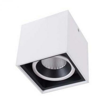 Потолочный светильник Donolux DL18415/11WW-SQ White/Black Dim