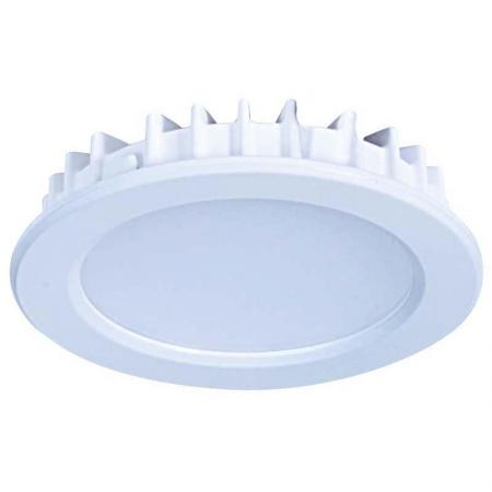 Встраиваемый светильник Donolux DL18451/3000-White R donolux dl18451 3000 white sq