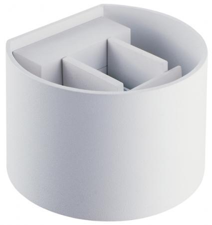 все цены на Уличный настенный светильник Donolux DL18406/12WW-White
