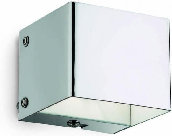 Настенный светильник Ideal Lux Flash AP1 Cromo настенный светильник ideal lux flash ap1 cromo