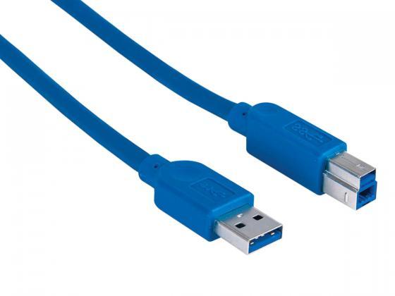 Кабель USB 3.0 AM-BM 1.8м Exegate EX169531RUS антенна wi fi ubiquiti am 5ac22 45 am 5ac22 45