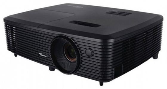 Проектор Optoma S321 DLP 800x600 3200 ANSI Lm 20000:1 VGA проектор nec p502w dlp 3d 1280x800 5000 ansi lm