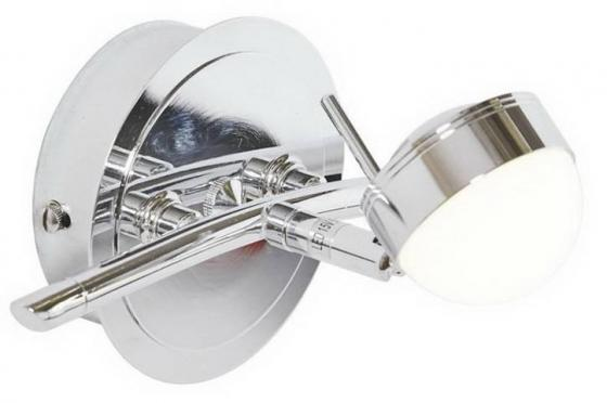 Спот IDLamp Savini 348/1A-Chrome бра idlamp 351 1a chrome