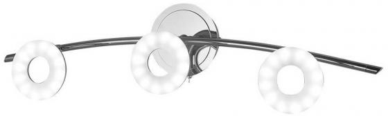 Спот IDLamp Lorenza 351/3A-Chrome бра 345 3a chrome idlamp