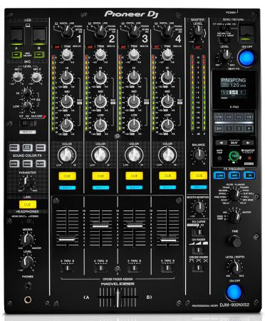 купить Микшерный пульт Pioneer DJM-900NXS2 онлайн