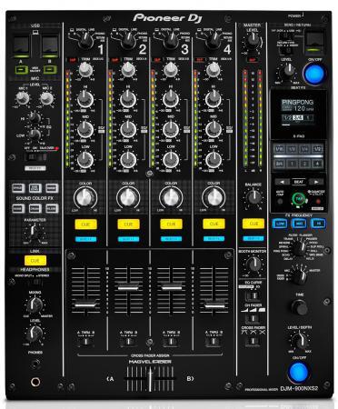 Микшерный пульт Pioneer DJM-900NXS2 pioneer djm 450