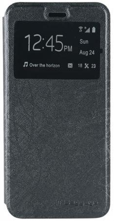 Чехол IT BAGGAGE для Meizu Pro 6 черный ITMZPR6-1 чехол книжка для meizu mx4 pro с магнитной застежкой черный armor m