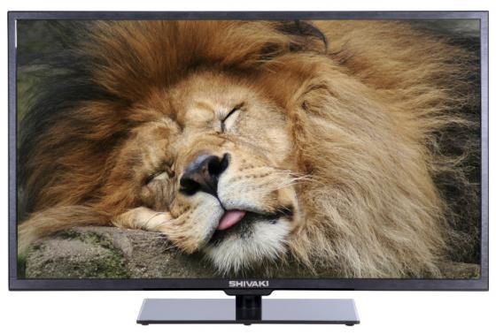 Телевизор LED 48 SHIVAKI STV-48LED15 черный 1920x1080 50 Гц SCART VGA USB shivaki stv 48led15