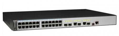 Коммутатор Huawei S5700-28TP-PWR-LI-AC 24 порта 10/100/1000Mbps цена