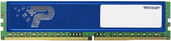 Оперативная память 4Gb PC4-19200 2400MHz DDR4 DIMM Patriot PSD44G240081H модуль памяти patriot memory ddr4 so dimm 2400mhz pc4 19200 cl17 4gb psd44g240041s