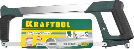 Фото - Ножовка Kraftool PRO 15801_z01 по металлу ножовка kraftool 1 15181 30 14