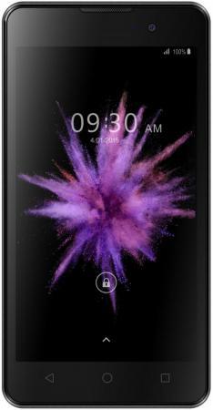 Смартфон Micromax Q334 Canvas Magnus черный 5 4 Гб Wi-Fi GPS 3G смартфон micromax canvas magnus q334 red