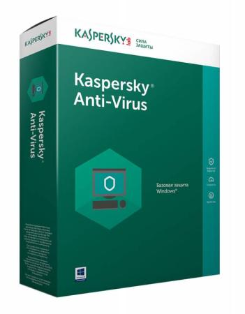 Антивирус Kaspersky Anti-Virus Russian Edition на 12 мес на 2ПК KL1171RBBFS Box антивирус kaspersky anti virus 2015 2пк 1 год базовая лицензия