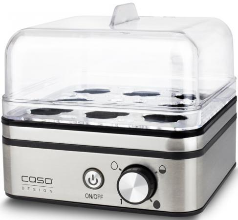 Яйцеварка CASO E 9 400 Вт серебристый caso e9 silver яйцеварка