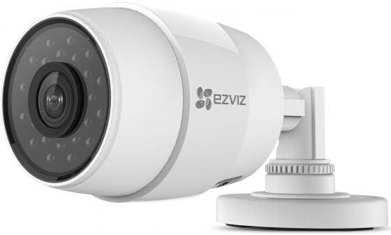 Камера IP EZVIZ C3C CMOS 1/3'' 2.8 мм 1280 x 720 H.264 RJ-45 LAN PoE белый CS-CV216-A0-31EFR hd 1080p indoor poe dome ip camera vandal proof onvif infrared cctv surveillance security cmos night vision webcam freeshipping