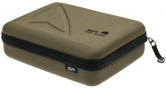 Кейс SP-Gadgets POV Case для GoPro оливковый 52033 sp united vertriebs gmbh 53080 pov aqua case 3 0