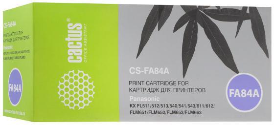 Фотобарабан Cactus CS-FA84A для Panasonic KX-FL511/512/513/541/543/653 фотобарабан cactus cs fa84a для panasonic kx fl511 512 513 541 543 653