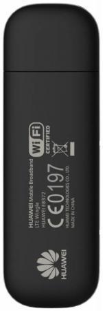 Модем 4G Huawei E8372 черный цена и фото