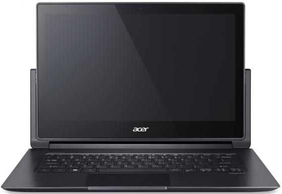 "Ноутбук Acer Aspire R7-372T-553E 13.3"" 1920x1080 Intel Core i5-6200U SSD 128 8Gb Intel HD Graphics 520 серебристый Windows 10 Home NX.G8SER.006 цена и фото"