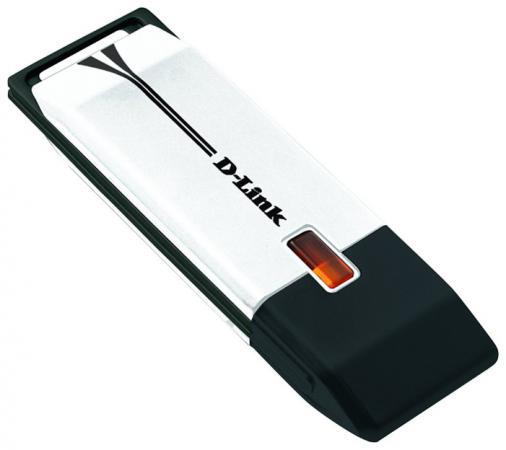 Беспроводной USB адаптер D-LINK DWA-160/RU/C1B 802.11n 300Mbps 2.4 или 5ГГц беспроводной usb адаптер d link dwa 160 ru c1b 802 11n 300mbps 2 4 или 5ггц