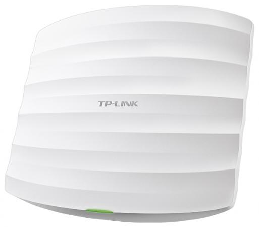 Точка доступа TP-LINK EAP320 802.11acbgn 1167Mbps 2.4 ГГц 5 ГГц 1xLAN белый wi fi точка доступа tp link eap320 eap320