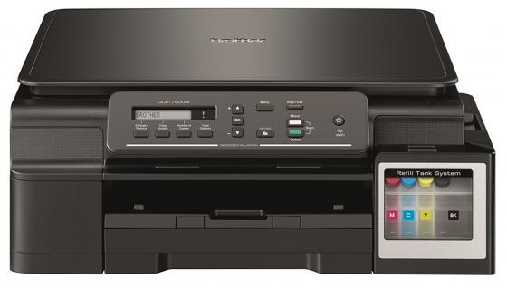 МФУ Brother DCP-T500W цветное A4 6/11ppm 6000x1200dpi Wi-Fi USB