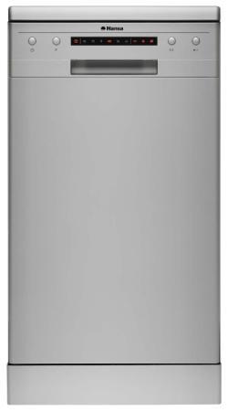 Посудомоечная машина Hansa ZWM 416 SEH серебристый посудомоечная машина hansa zwm 416 se