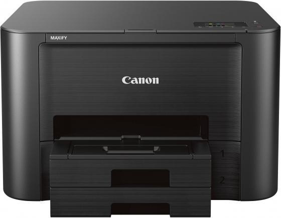 Принтер Canon Maxify IB4140 цветной A4 24/15ppm 1200x600dpi Wi-Fi USB 0972C007 принтер струйный canon maxify ib4140 0972c007 a4 duplex wifi usb черный