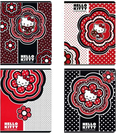 Тетрадь общая Action! Hello Kitty 48 листов клетка скрепка HKO-AN-4801/5 в ассортименте HKO-AN-4801/5 тетрадь общая action dragons 48 листов клетка скрепка dr an 4853 5 в ассортименте dr an 4853 5
