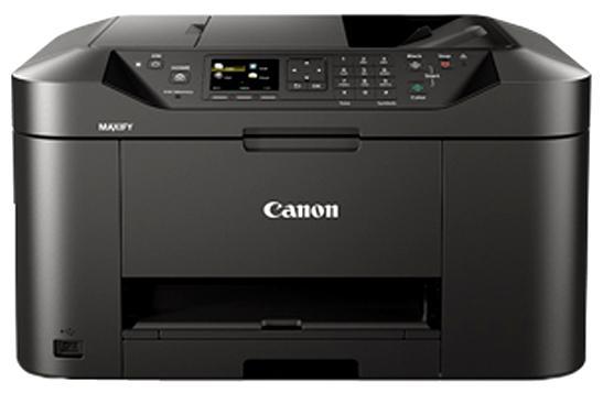 МФУ Canon Maxify MB2140 цветное A4 19/13ppm 600x1200 Duplex Wi-Fi USB черный 0959C007 мфу canon maxify mb2140