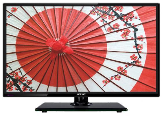 Телевизор LED 39 Akai LEA-39K48P черный 1366x768 50 Гц SCART VGA USB