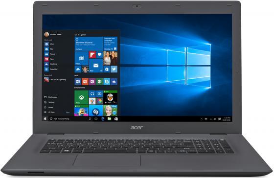 Ноутбук Acer Aspire E5-772G-59SX 17.3 1600x900 Intel Core i5-4210U 1 Tb 4Gb nVidia GeForce GT 920M 2048 Мб черный Windows 10 Home NX.MV8ER.007 ноутбук lenovo deapad 310 15 6 1920x1080 intel core i3 6100u 500gb 4gb nvidia geforce gt 920mx 2048 мб серебристый windows 10 80sm00vqrk