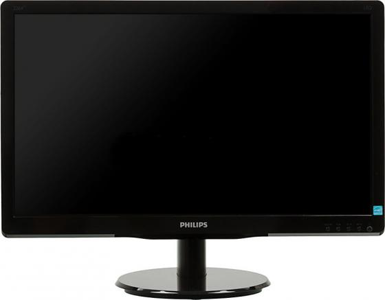 "все цены на  Монитор 21.5"" Philips 226V4LAB/01 черный TN 1920x1080 250 cd/m^2 5 ms DVI VGA  онлайн"