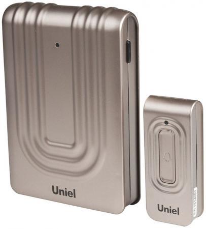 Звонок беспроводной (08278) Uniel UDB-010W-R1T1-32S-150M-CH процессор intel pentium g3260 3 3ghz 3mb socket 1150 box